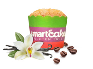 SMART CAKE - VANILLA LATTE - 2 PACK 60G
