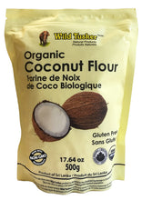 Load image into Gallery viewer, WILD TUSKER - ORGANIC COCONUT FLOUR - 500G (4603647557683)