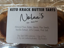 Load image into Gallery viewer, NOLAA'S - BUTTER TARTS - 4 PACK