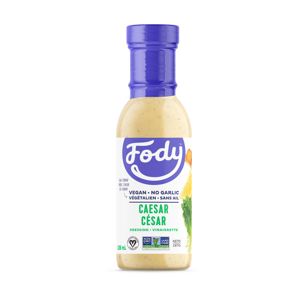 FODY - CEASAR SALAD DRESSING - 550ML (4604724543539)