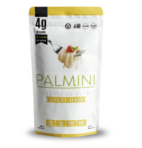 PALMINI - PALM HEART ANGEL HAIR - 220G POUCH