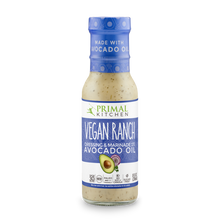 Load image into Gallery viewer, PRIMAL KITCHEN  - VEGAN RANCH DRESSING - 237ML (4610726592563)
