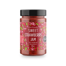 Load image into Gallery viewer, GOOD GOOD SWEET STRAWBERRY SPREAD - 300ML (4623739584563)