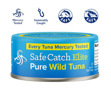 Load image into Gallery viewer, SAFECATCH - ELITE WILD TUNA - 142G (4618061971507)