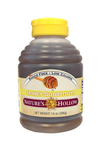 NATURES HOLLOW - HEALTHSMART HONEY SUBSTITUTE - 396G (4619882758195)