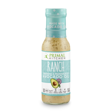 PRIMAL KITCHEN - RANCH DRESSING - 237ML (4610732097587)