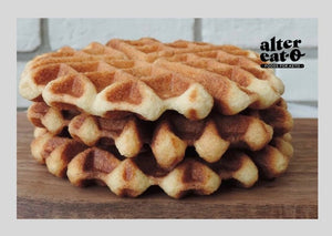 ALTER EAT-O CINNAMON WAFFLES - 4 PACK