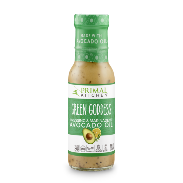 PRIMAL KITCHEN - GREEN GODDESS DRESSING - 237ML (4610734030899)