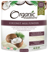 Load image into Gallery viewer, ORGANIC TRADITIONS COCONUT MILK POWDER - 150G (4604702294067)