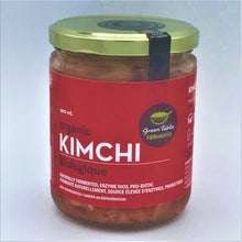 Load image into Gallery viewer, GREEN TABLE ORGANIC KIMCHI - 490ML (4619841667123)