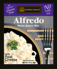 Load image into Gallery viewer, MAYACAMAS - ALFREDO SAUCE - 28G (4617989881907)