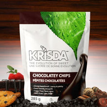 Load image into Gallery viewer, KRISDA - SEMI-SWEET CHOCOLATE CHIPS - 285G (4603669282867)