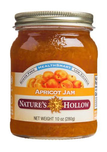 NATURES HOLLOW - HEALTHSMART APRICOT SPREAD - 355ML (4619874631731)