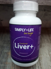 Load image into Gallery viewer, SIMPLY FOR LIFE LIVER + - 60 CAP