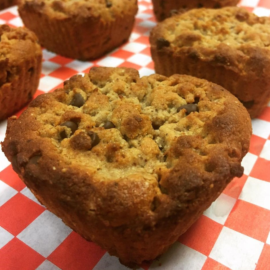 PRIMAL CRAVINGS COOKIE MUFFINS - 5 PIECES (4617145516083)