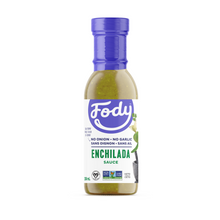 Load image into Gallery viewer, FODY - GREEN ENCHILADA SAUCE - 236ML (4604756492339)