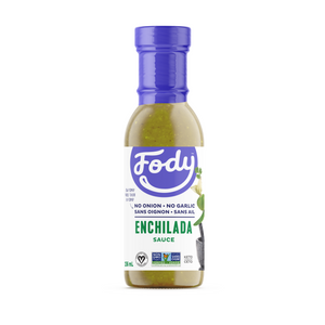 FODY - GREEN ENCHILADA SAUCE - 236ML (4604756492339)