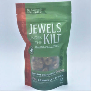 JEWELS UNDER THE KILT - MAPLE CINNAMON WALNUT - 115 G (4618100146227)