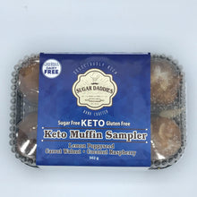 Load image into Gallery viewer, SUGAR DADDIES  - KETO MUFFIN SAMPLER LCC