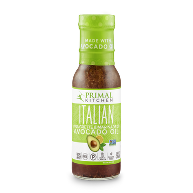 PRIMAL KITCHEN  - ITALIAN DRESSING - 237ML (4610736095283)