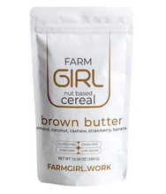 Load image into Gallery viewer, FARM GIRL CEREAL - BROWN BUTTER - 300G