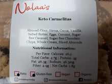 Load image into Gallery viewer, NOLAA'S - CARAMELITAS - 4 PACK