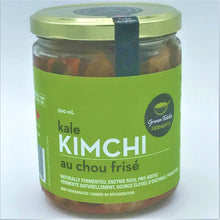 Load image into Gallery viewer, GREEN TABLE KALE KIMCHI - 490ML (4619840520243)