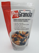 Load image into Gallery viewer, JULIAN BAKERY PRO GRANOLA - PEANUT BUTTER -  555G (4664697323571)