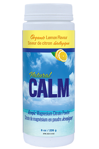 NATURAL CALM - LEMON  - 226G (4604624535603)