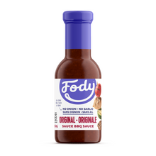 Load image into Gallery viewer, FODY - ORIGINAL BBQ SAUCE - 450ML (4656348659763)