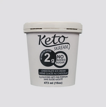 Load image into Gallery viewer, KETO SKREAM - CHOCOLATE - 473ML