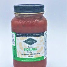 Load image into Gallery viewer, PASTA TAVOLA - RUSTIC SICILIANA - 700ML (4618081927219)