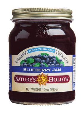 NATURES HOLLOW - HEALTHSMART BLUEBERRY SPREAD - 355ML (4619876597811)
