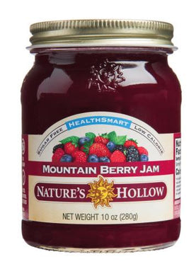 NATURES HOLLOW - HEALTHSMART MOUNTAIN BERRY SPREAD - 355ML (4619898650675)