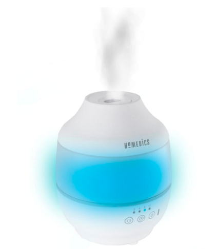 Total Comfort™ Cool Mist Ultrasonic Humidifier