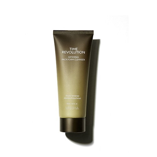 MISSHA Time Revolution Artemisia Pack Foam Cleanser 150ml