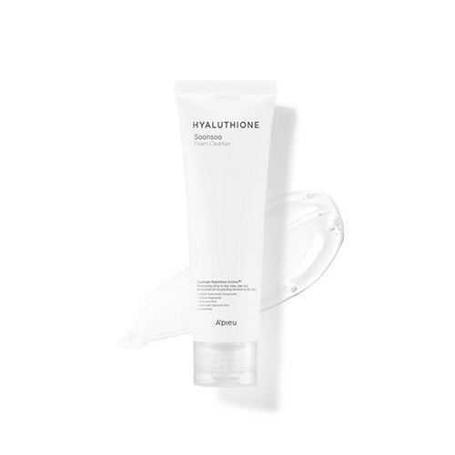A'PIEU Hyaluthione Soonsoo Foam Cleanser 120ml