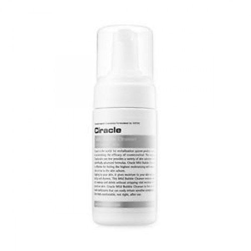 Ciracle Mild Bubble Cleanser For Senstive Skin 100ml
