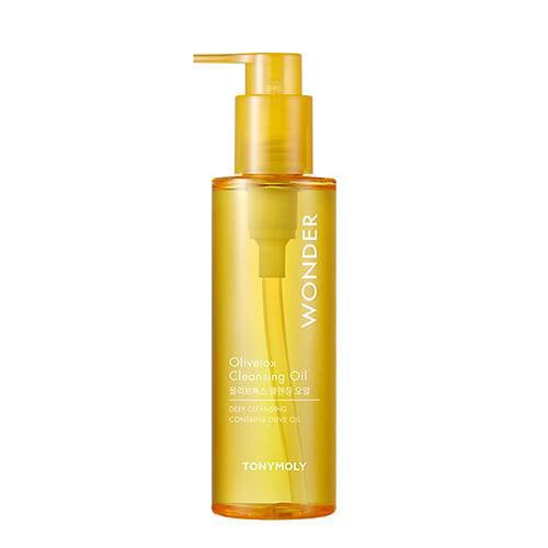 TONYMOLY Wonder Olive Tox Cleansing Oil 190ml