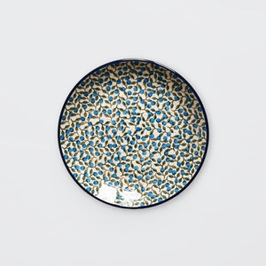 Breakfast Plate in Sloe Berry 20cm