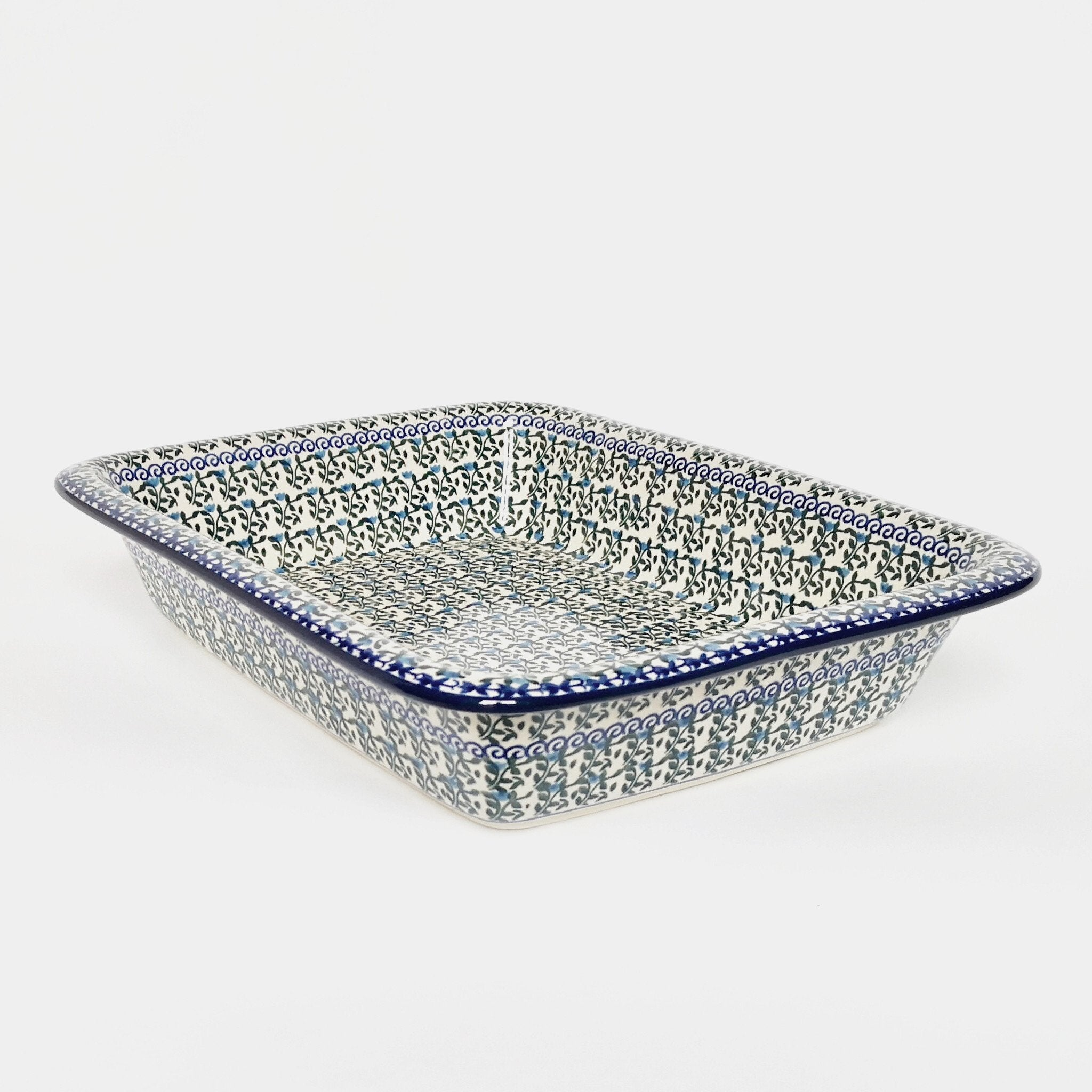 Large Pie Dish in Speedwell