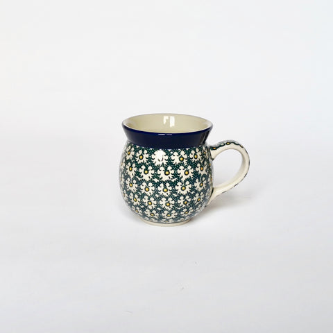 Large Woodsman Mug in Golden Green 500ml