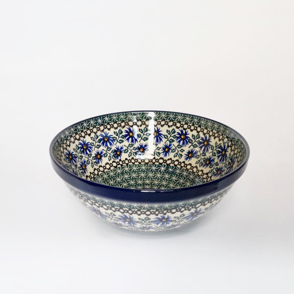 Medium Serving Bowl in Cornflower