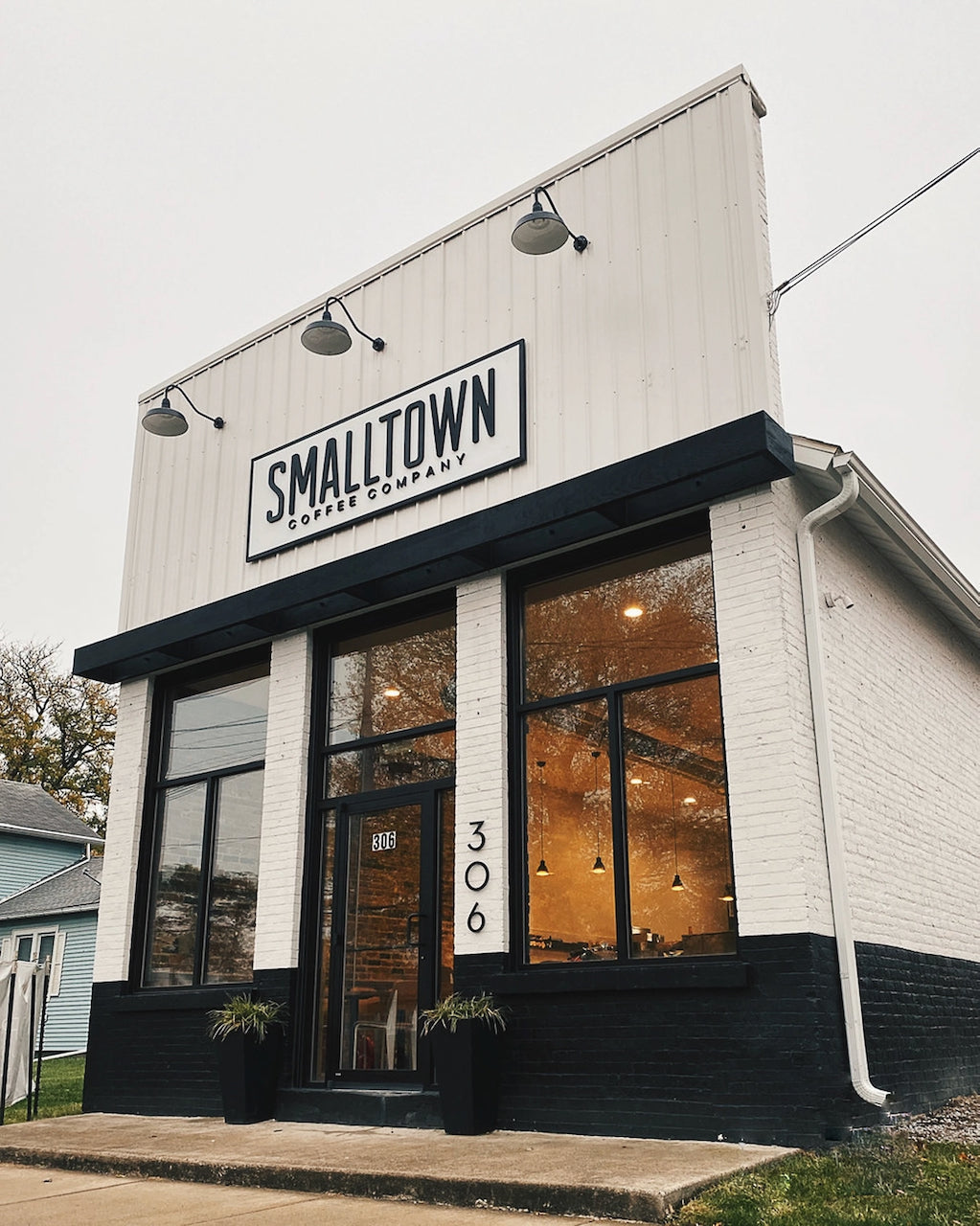 Smalltown Coffee Company || Crown Point, IN