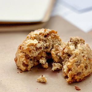 Toffee Chocolate Scone - GF