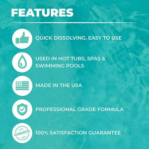 Swimming Pool Scale Control