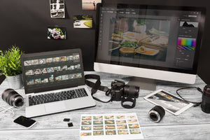 How to Create the Ultimate Photography Workspace