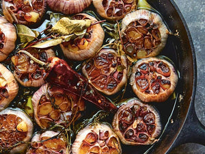 Schmidt Fine Art Gallery Recipes: This Simple Recipe is Our New Favorite Way to Roast Garlic