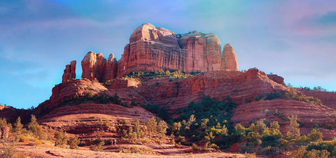 Cathedral Rock by Ramirez
