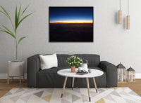 A Pacific Sunset in a 16 x 20 Canvas - Schmidt Fine Art Gallery